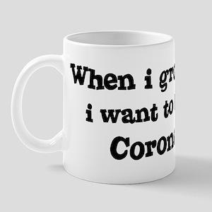 Be A Coroner Mug