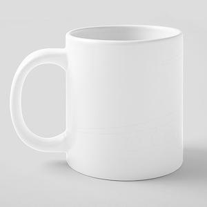 C5 White 20 oz Ceramic Mega Mug