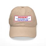 Dissent is Patriotism Tan Cap