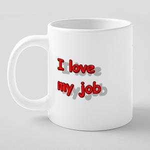 mug1001 20 oz Ceramic Mega Mug