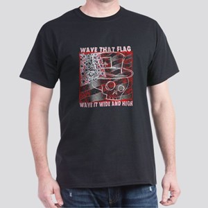 Wave that Flag Dark T-Shirt