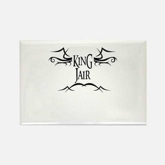 King Jair Rectangle Magnet
