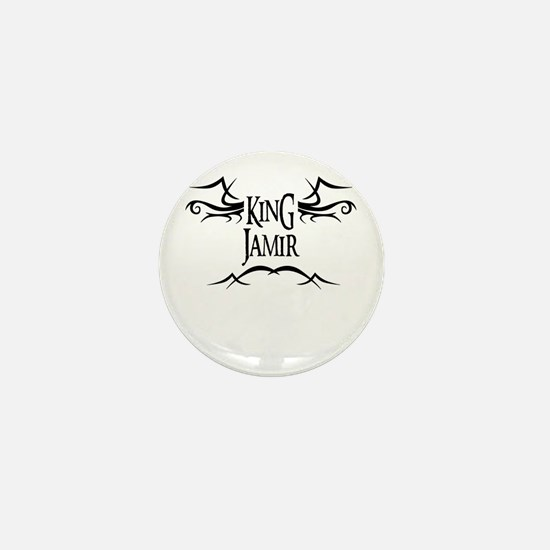King Jamir Mini Button