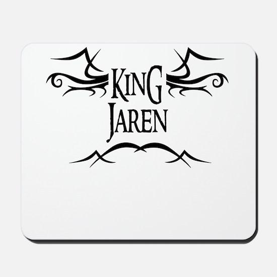 King Jaren Mousepad