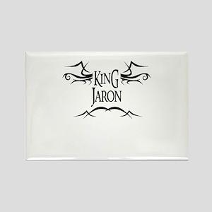 King Jaron Rectangle Magnet