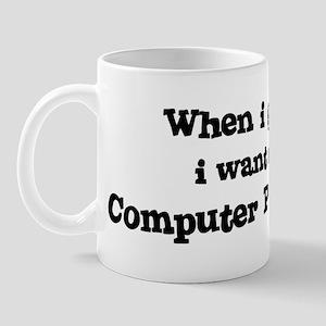 Be A Computer Programmer Mug