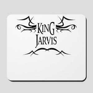 King Jarvis Mousepad