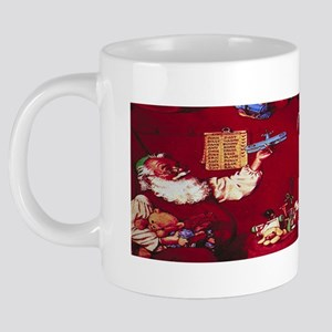 Santas Workshop 20 oz Ceramic Mega Mug