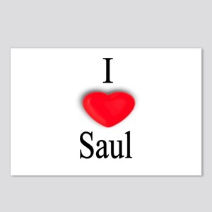Saul Postcards (Package of 8)