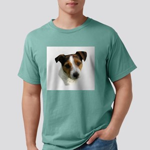 Jack Russell Watercolor Ash Grey T-Shirt