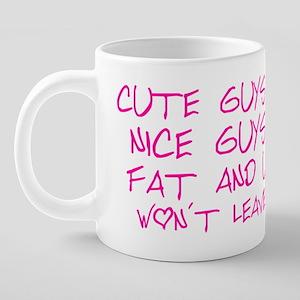GUYS 20 oz Ceramic Mega Mug