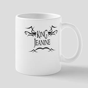 King Jeanine Mug