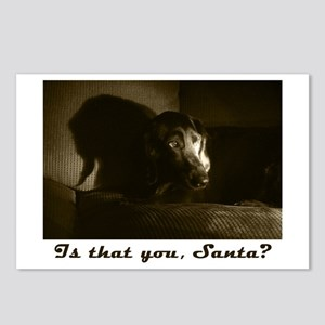 Is that you, Santa? Postcards (Package of 8)