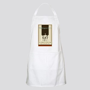 Travel Washington DC BBQ Apron
