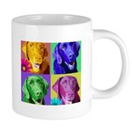 Pop Art Labrador Retrievers 20 oz Ceramic Mega Mug