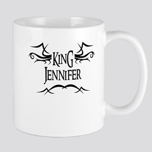 King Jennifer Mug