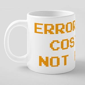 404ErrorCostume2C 20 oz Ceramic Mega Mug