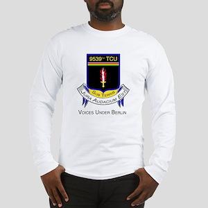 Voices Under Berlin Long Sleeve T-Shirt