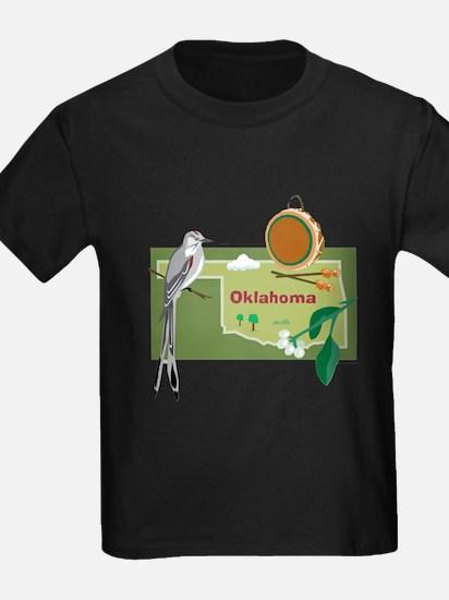 Oklahoma Map T
