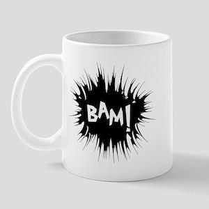 """""""BAM!"""" Mug"""