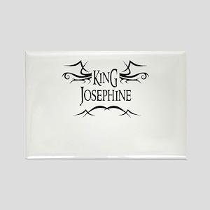 King Josephine Rectangle Magnet