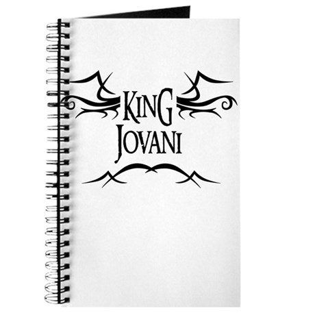 King Jovani Journal