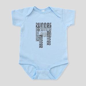 Run Off Infant Bodysuit