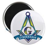 CyberMasons Magnet