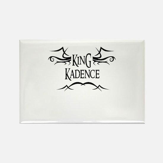 King Kadence Rectangle Magnet