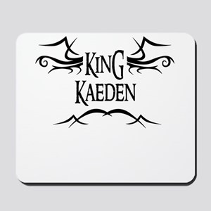 King Kaeden Mousepad