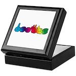 DEAFIE Rainbow Keepsake Box