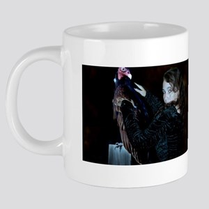 Sandys Vulture mug 20 oz Ceramic Mega Mug