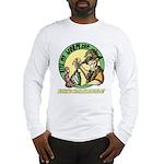 Bite My Worm Logo Long Sleeve T-Shirt