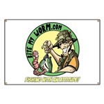 Bite My Worm Logo Banner
