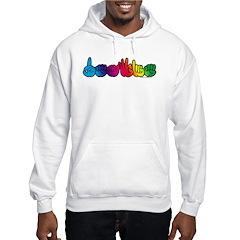 DEAFIE Rainbow Hoodie