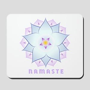 Lotus Namaste Mousepad