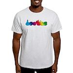 DEAFIE Rainbow Light T-Shirt