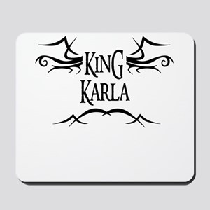 King Karla Mousepad