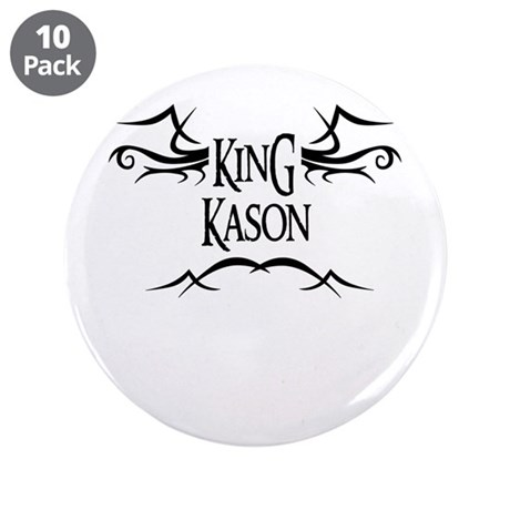 King Kason 3.5 Button (10 pack)