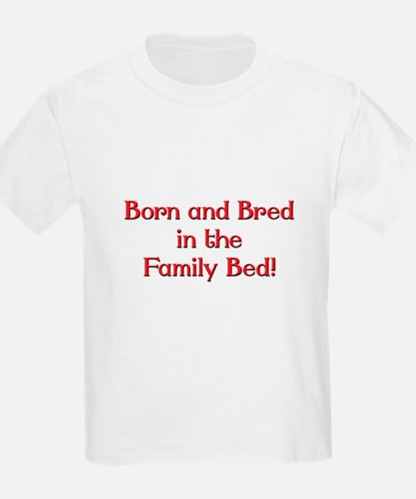 Born and Bred Kids T-Shirt
