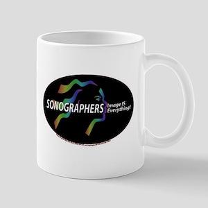 Sonographer Image is everythi Mug