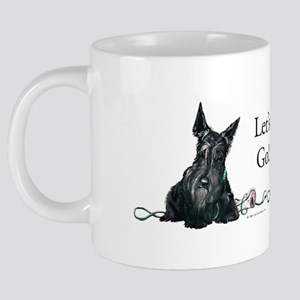scottie lets go 8x3 with pa 20 oz Ceramic Mega Mug