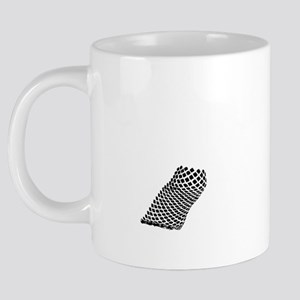 PAPA NEESDS TRACTION 20 oz Ceramic Mega Mug