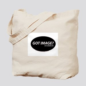 Cat Scanners Got image Tote Bag