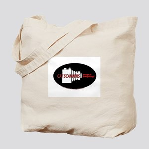 Cat scanners camers Tote Bag