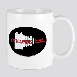 Cat scanners camers Mug