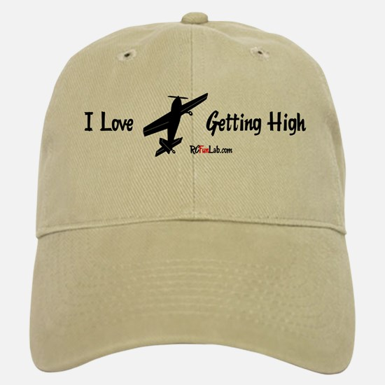 Love Getting High Baseball Baseball Cap