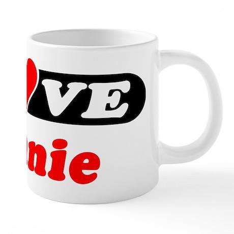 Johnie 20 oz Ceramic Mega Mug