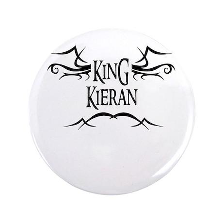 King Kieran 3.5 Button