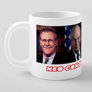 Neocon 20 oz Ceramic Mega Mug
